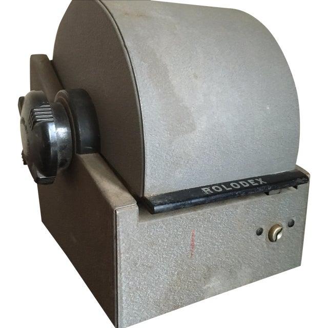 Image of Vintage Rolodex Model 2254D