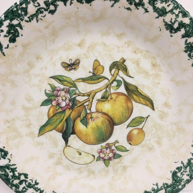 Italian Tre Ci Fruit Plates - Set of 6 - Image 9 of 11