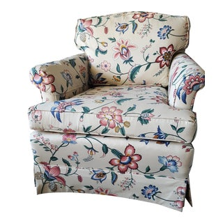 Ethan Allen Upholstered Chair