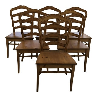 Bradshaw Kirchofer Farmhouse Dining Chairs - Set of 6