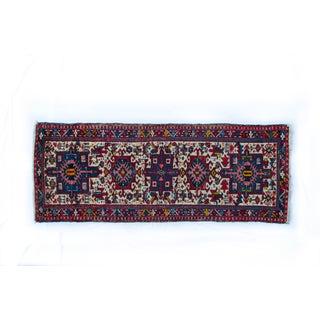 'Zoreh' Vintage Persian Karaja Runner - 2′2″ × 5′5″