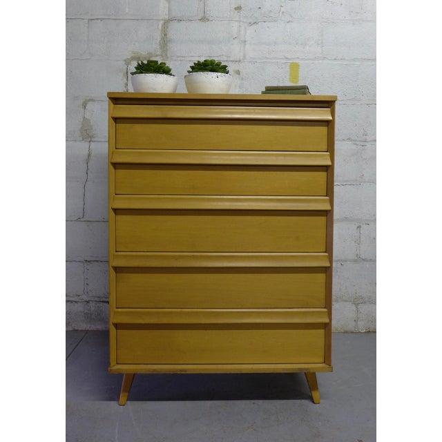 Baumritter Mid-Century Modern Dresser - Image 3 of 6