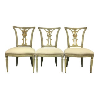 Michael Taylor Margot Side Chairs - Set of 3