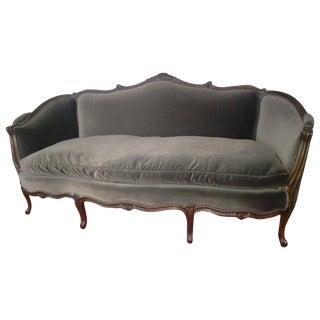 Vintage French Style Louis XV Sofa