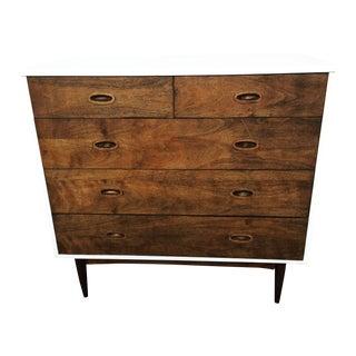 Mid-Century Modern 5-Drawer Dresser by Dixie