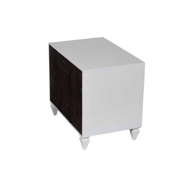 Hollywood Regency End Tables - Pair - Image 2 of 4