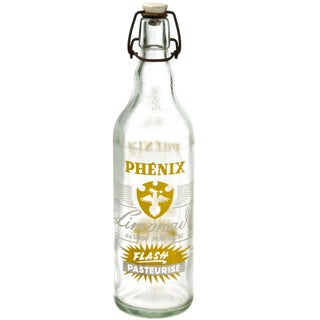 Vintage French Phenix Limonade Bottle