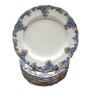 Royal Cauldon Dessert Plates - Set of 8