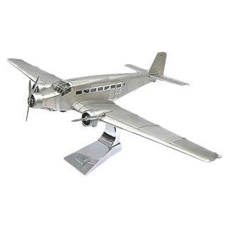 WWII Era Junkers Ju-52 Model Plane