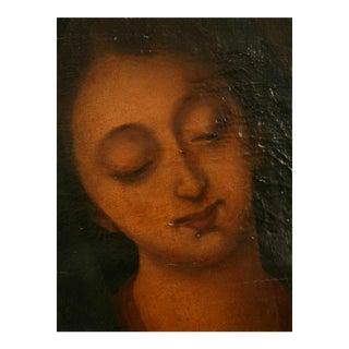 c.1675 Italian Oil Painting on Linen
