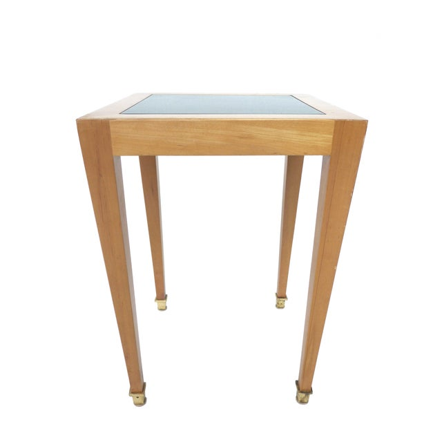 Donghia Madrid Square Side Tables - Image 5 of 10