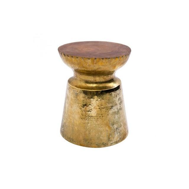 Image of Rani Brass Stool