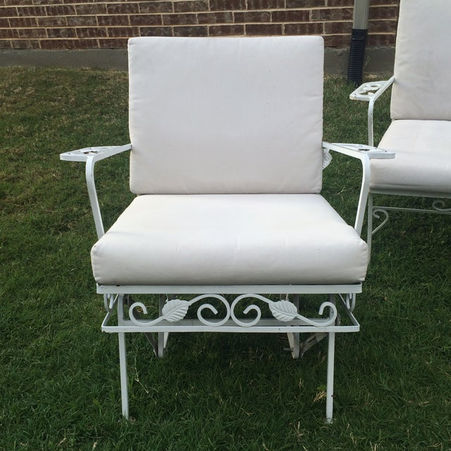 Salterini Outdoor Seating - Set of 3 - Image 3 of 11