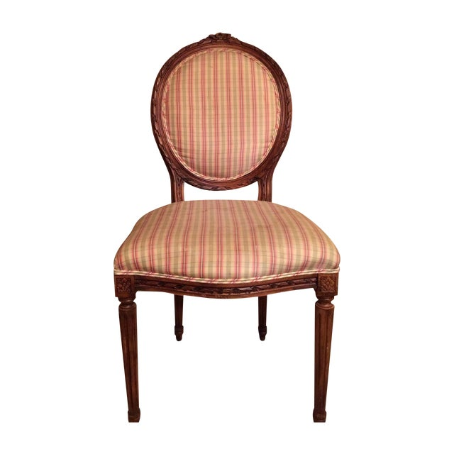 Image of Louis XVI Dining Chairs - Set of 10
