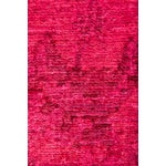 Image of New Over-Dyed Fuchsia Rug - 8′1″ × 10′1″