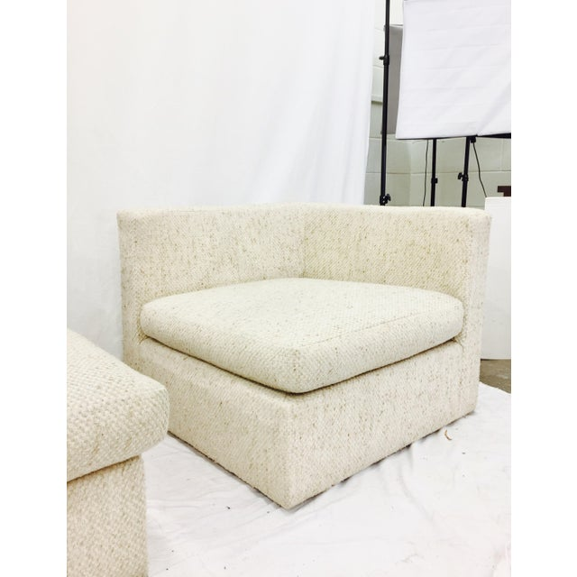 Vintage Mid-Century Modern Milo Baughman Sofa - Image 8 of 11