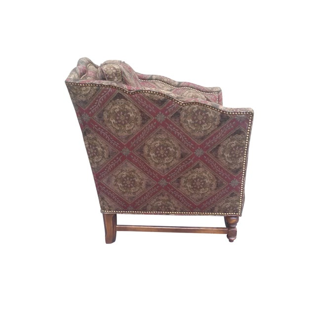 French Marquise Style Chairs - Pair - Image 4 of 9