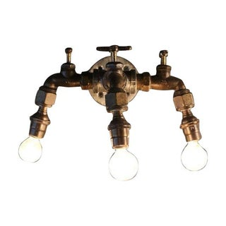 Industrial Wall Sconce IV