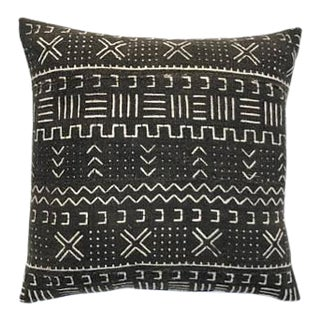 "Mudcloth Pillow Cover - 20"" x 20"""