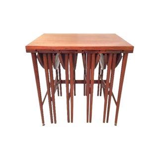Bertha Schaefer for M.Singer & Sons Nesting Tables