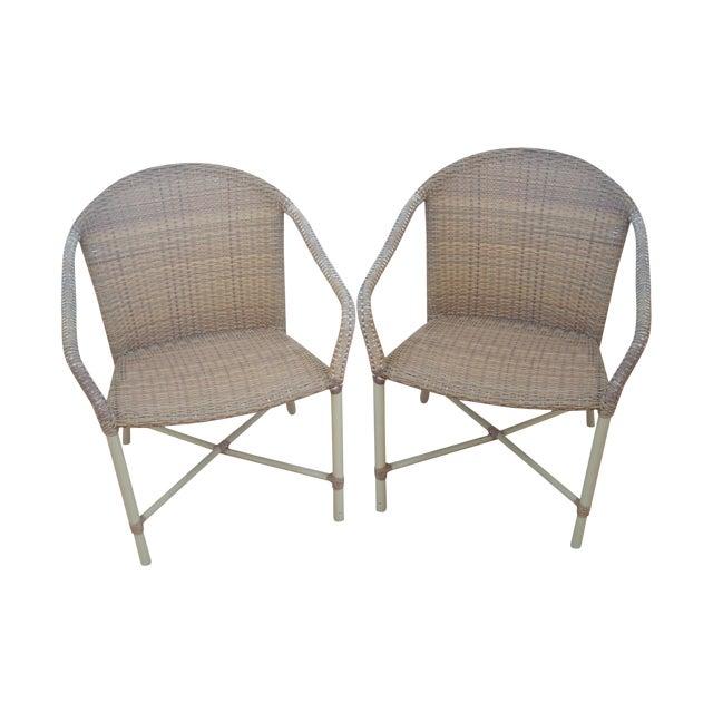 Brown Jordan Chairs - A Pair - Image 1 of 4