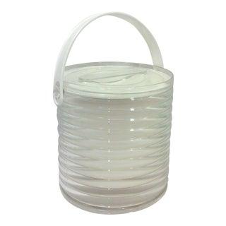 Acrylic Lucite Beehive Ice Bucket