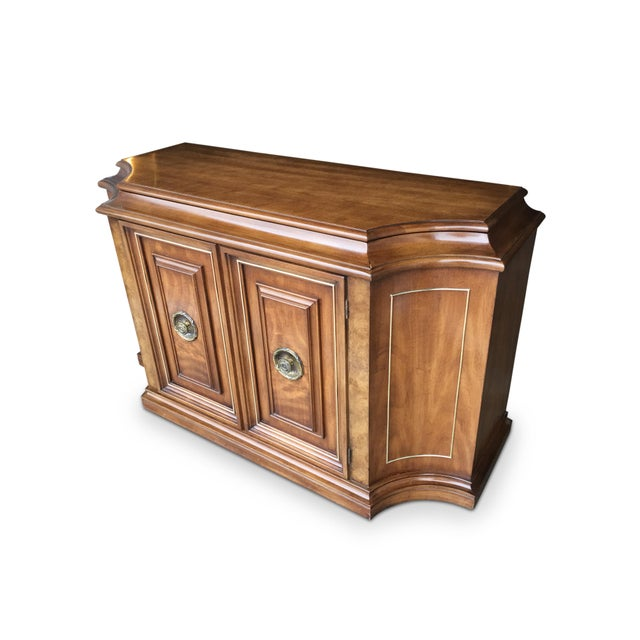 Mid-Century Wood Buffet or Bar - Image 2 of 7
