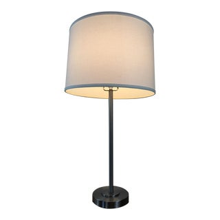 Cort Metal Table Lamp With Shade