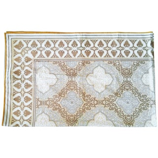 Medallion Table Cover