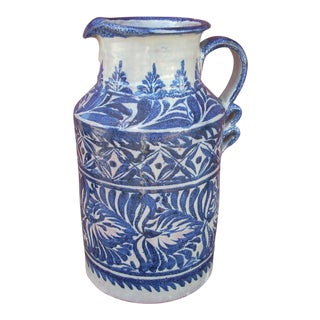 Mexican Pottery Jug