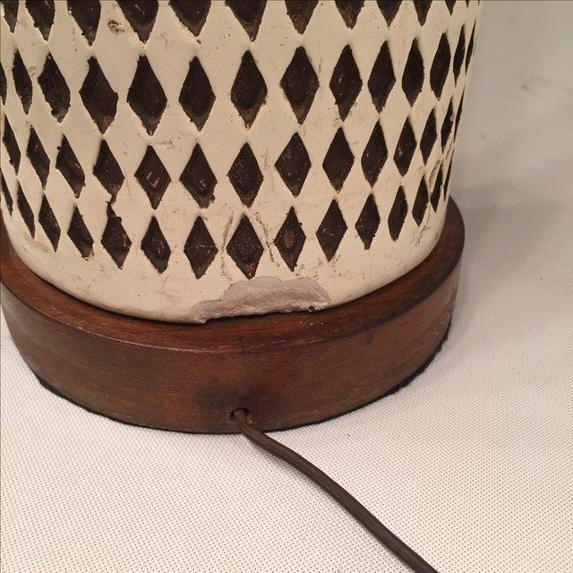 Mid-century Surrealist Table Lamp - Image 8 of 8