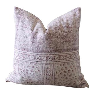 Heidi Overdyed Accent Pillow