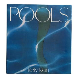 Pools by Kelly Klein Oversized Accent Book
