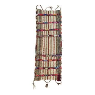 Vintage Egyptian Bedoin Camel Blanket