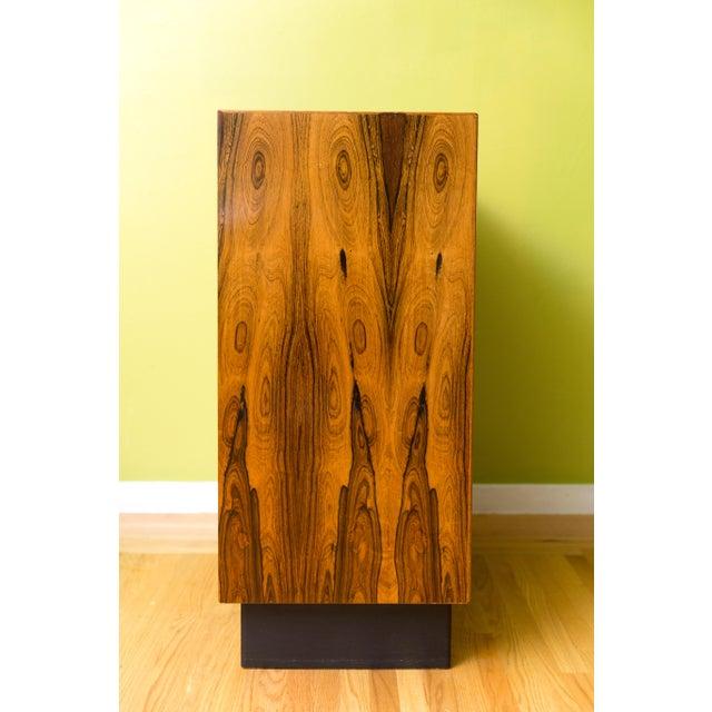 Mid Century Westnofa Rosewood Highboy Dresser - Image 5 of 11