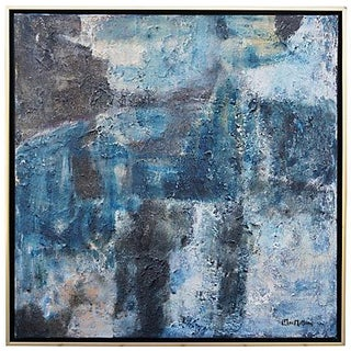 Laurie MacMillan Night Walk Painting