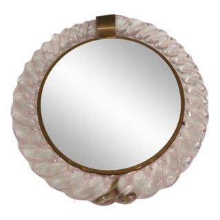 Venini Wall Mirror