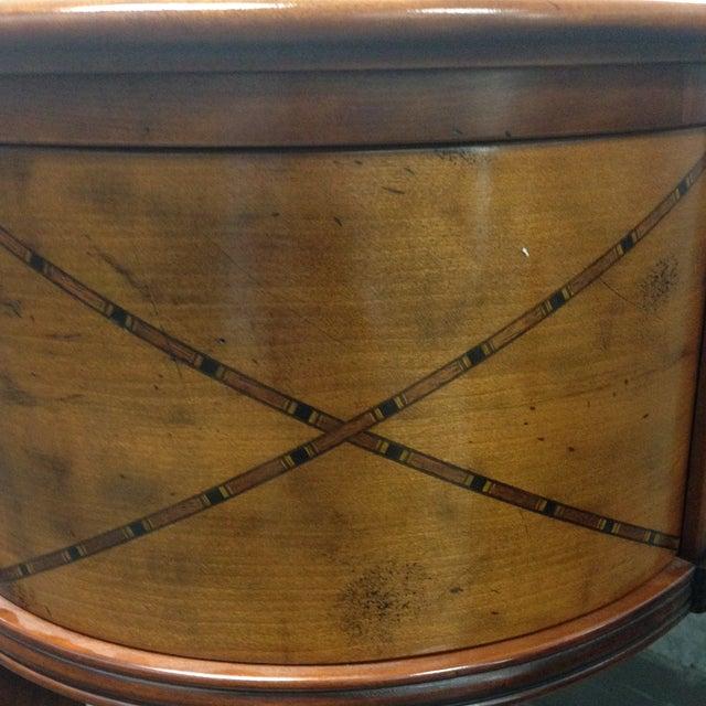 Antique Style Desk - Image 5 of 10