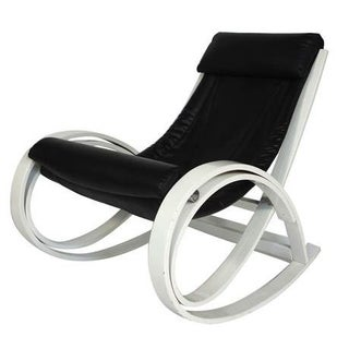 Gae Aulenti Iconic Rocking Chair