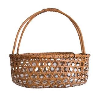 Vintage Japanese Basket