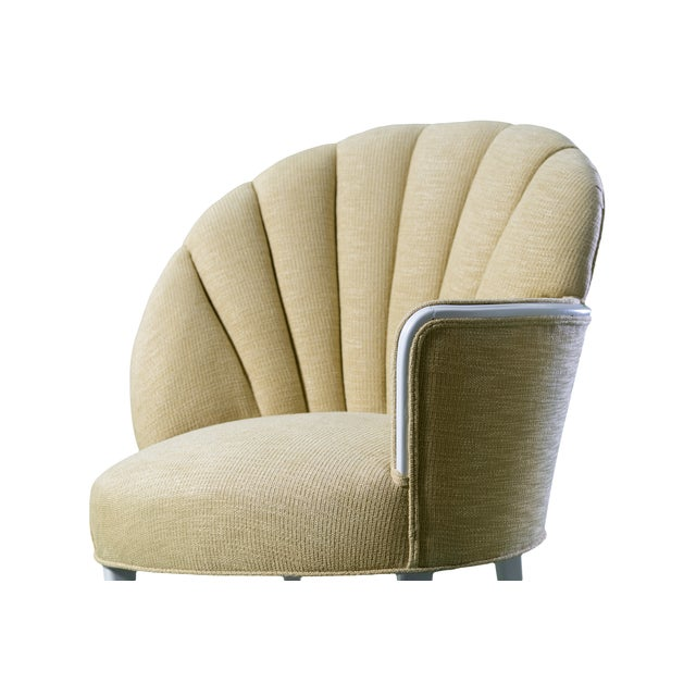 Pair of Heywood-Wakefield One Arm Chairs - Image 3 of 4