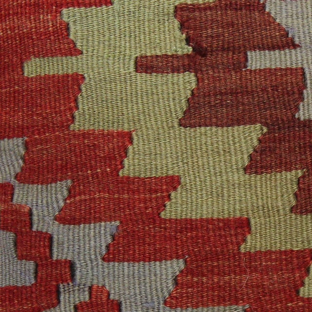 Turkish Handmade Kilim Pillow Cover - Image 3 of 5