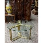 Image of Custom Pallet Wood Side Table