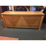 Image of Giorgio Collection Parquet Dresser with Mirror