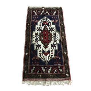 Anatolian Handmade Rug Doormat - 1′9″ × 3′11″