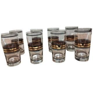 Georges Briard Vintage Highball Glasses - Set of 8