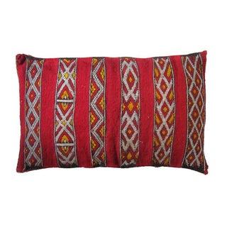 Handwoven Killim Pillow