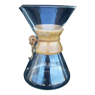 Vintage Chemex Coffee Maker