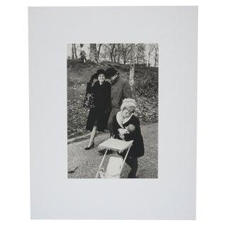 """American Family"", Photogravure by Edouard Boubat"