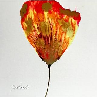 Poured Resin Botanical 23